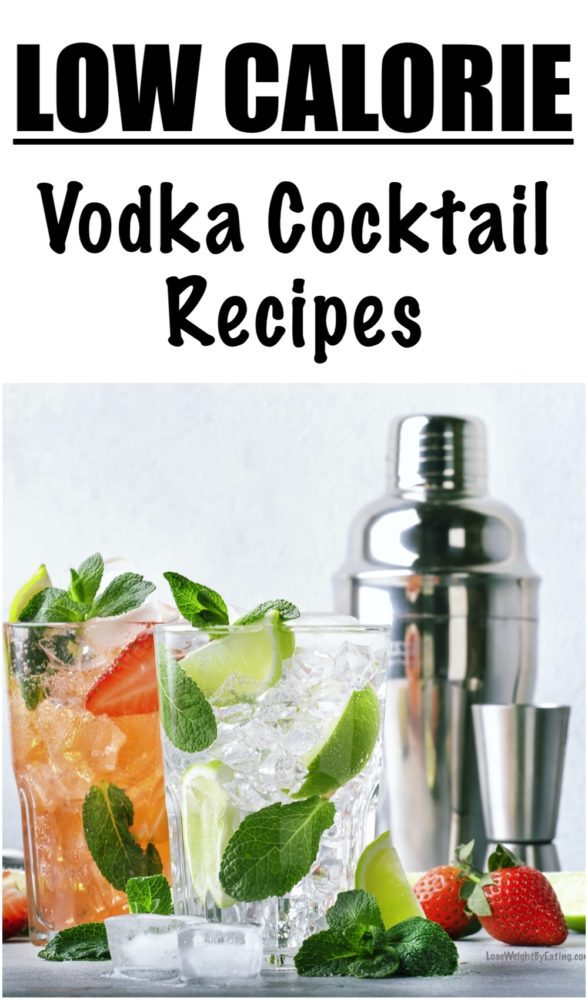 easy cocktails with vodka