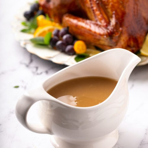 How to Make Homemade Gravy Recipes (Turkey and Chicken)