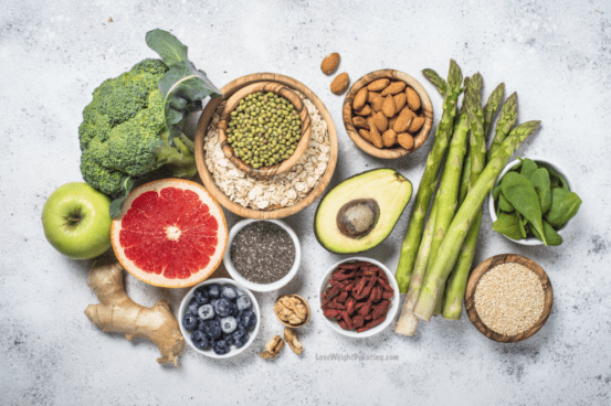 50 Healthy Foods for Weight Loss
