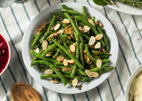Healthy Green Bean Recipes | Fresh String Bean Recipe