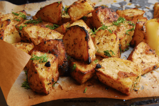 Oven Roasted Potatoes Recipe